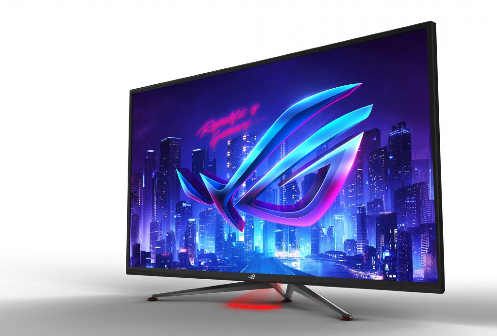 ASUS ROG and AMD reveals the world's first Display Stream