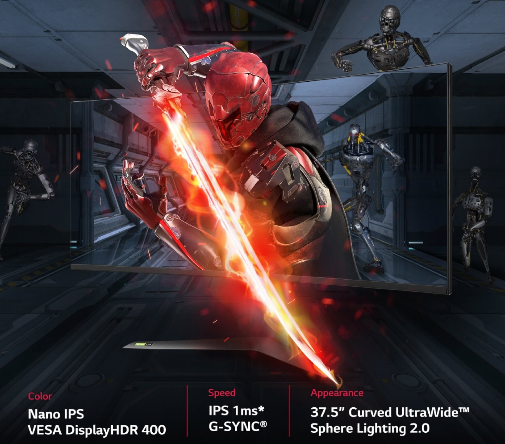 LG reveals the world's first 1ms IPS gaming displays | OC3D News