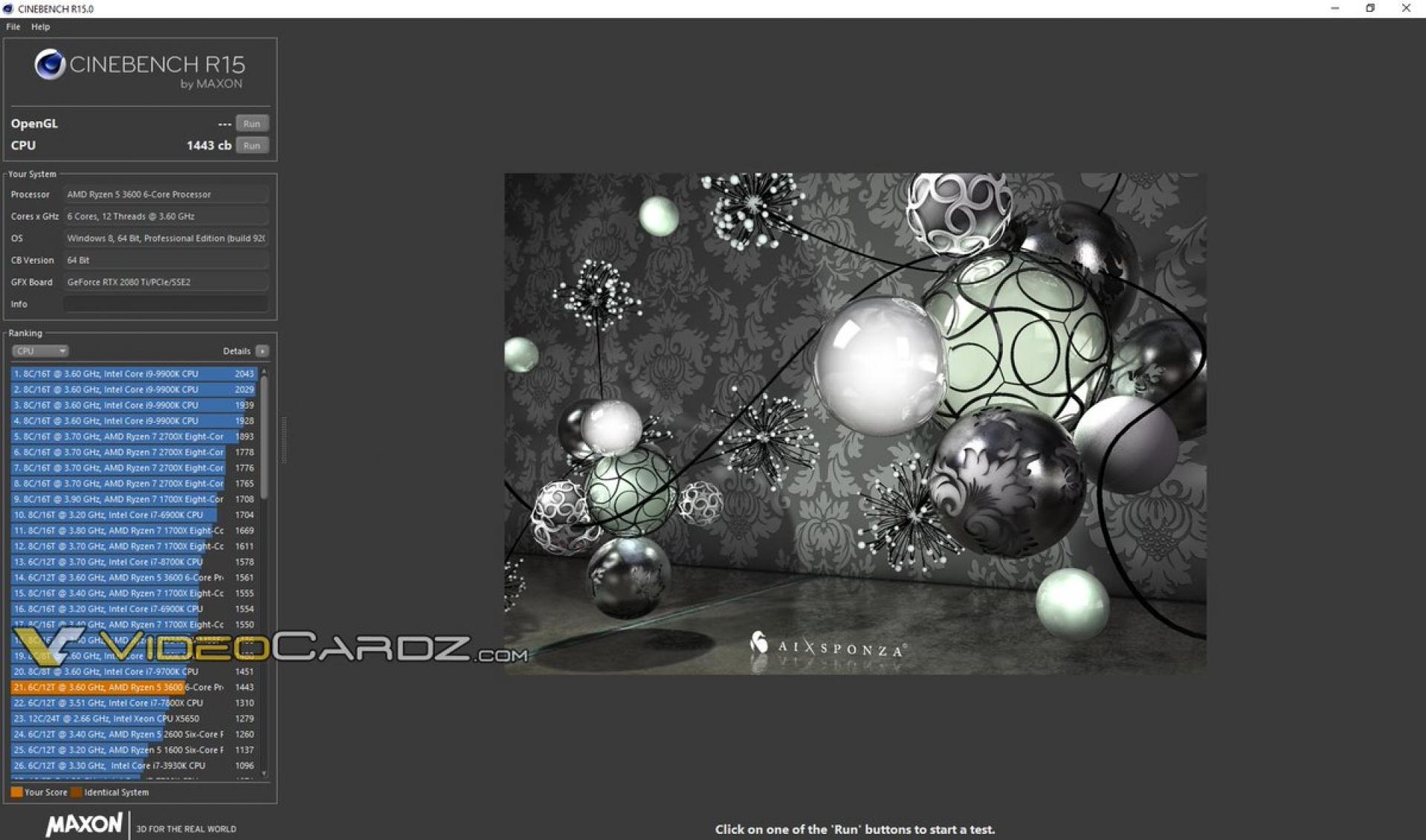 AMD Ryzen 5 3600 CPU benchmarks Leak   OC3D News
