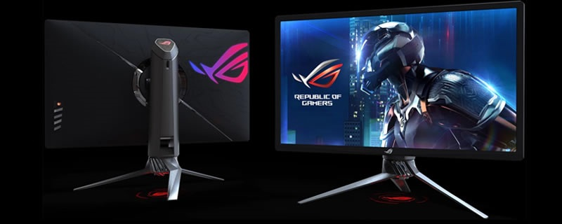 ASUS' ROG Swift PG35VQ 200Hz 3440x1440 G-Sync Ultimate HDR