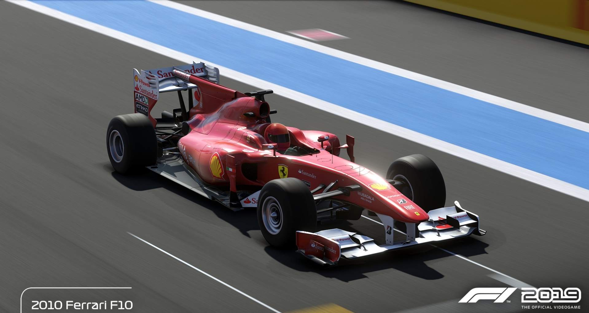 AMD's boosts F1 2019's performance with Radeon Software Adrenalin