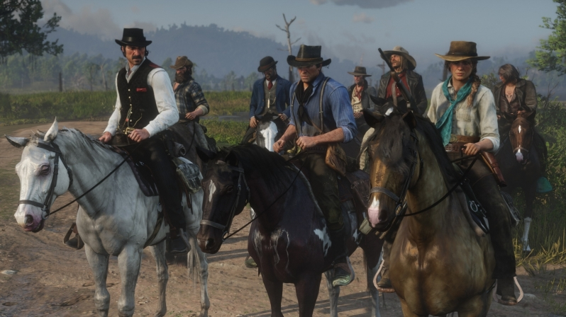 Red Dead Redemption 2's PC version appears in Rockstar Social Club Code