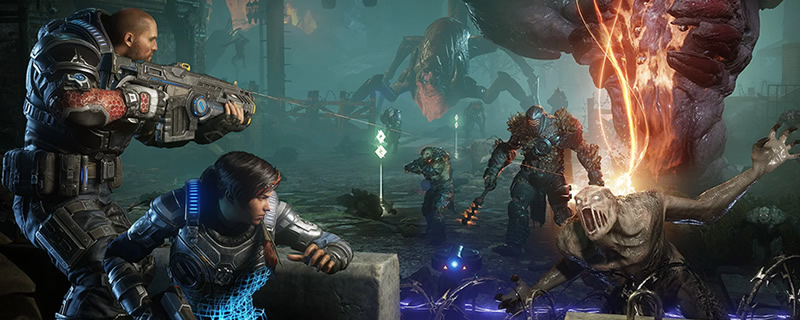 Gears 5 to receive Technical Test this month - PC system