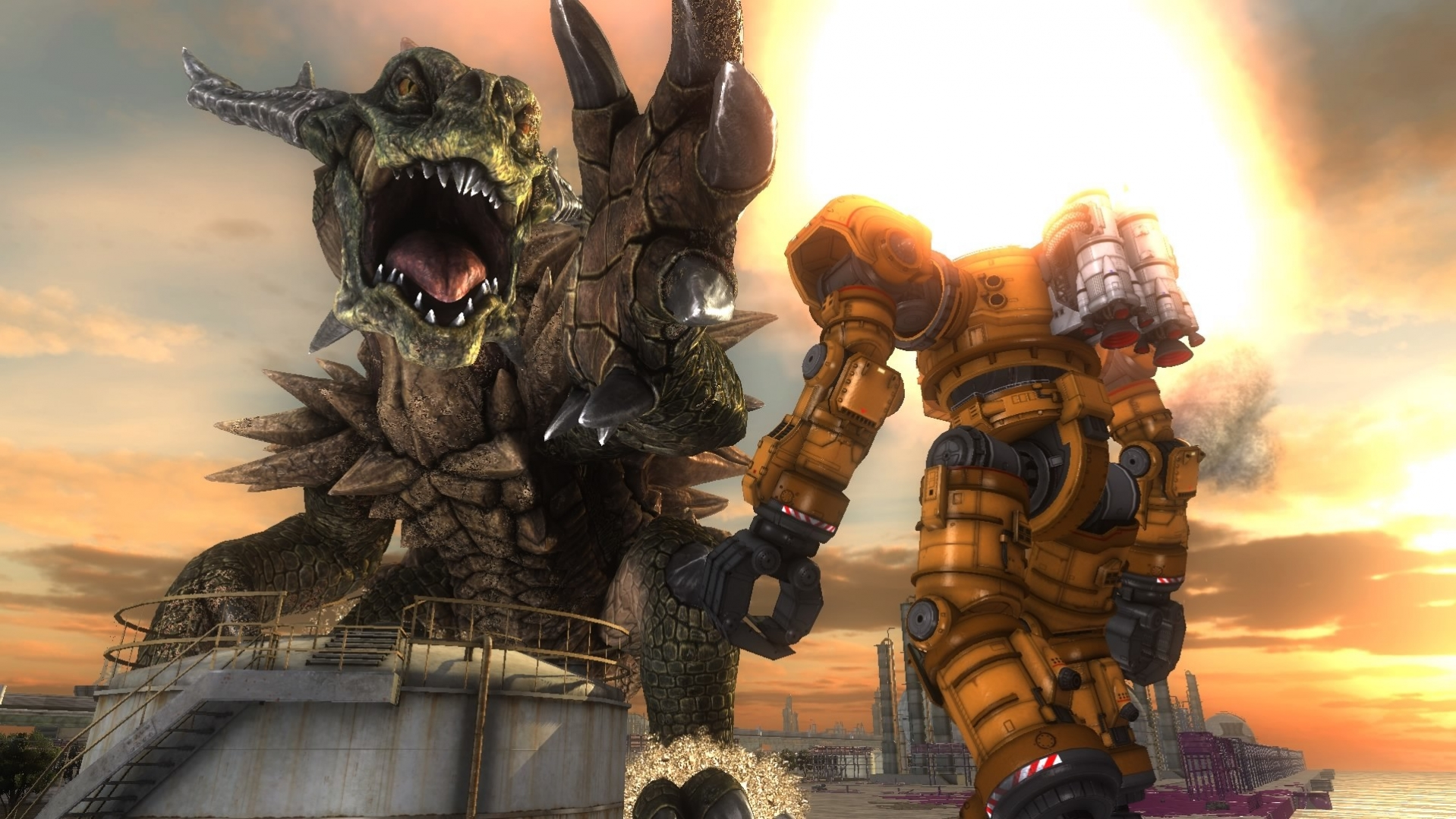Earth Defense Force 5 will arrive on PC this month - PC hardware