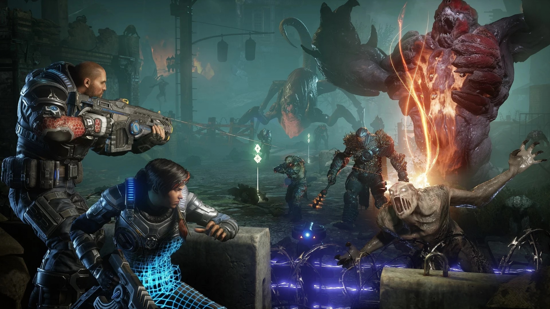 Microsoft releases Gears 5's PC system requirements | OC3D News