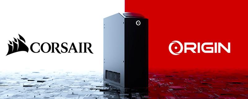 Corsair acquires specialist PC builder Origin PC