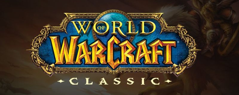 Blizzard announces WoW Classic pre-launch test and PC system
