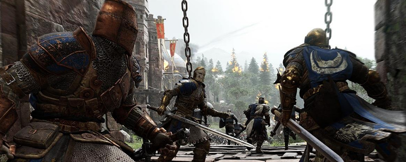 Ubisoft's For Honor is currently available for free on PC
