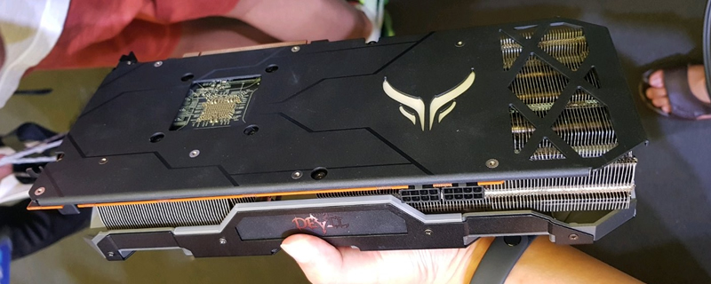 PowerColor's Radeon RX 5700 XT Red Devil has been pictured