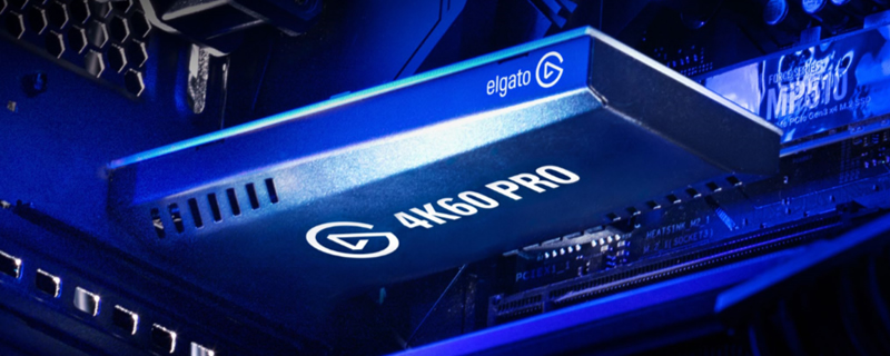 Elgato's ready for the HDR era with its 4K60 Pro HDR capture