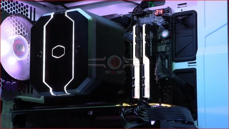 Cooler Master's MasterAir MA620M CPU cooler - A Mini Wraith Ripper?