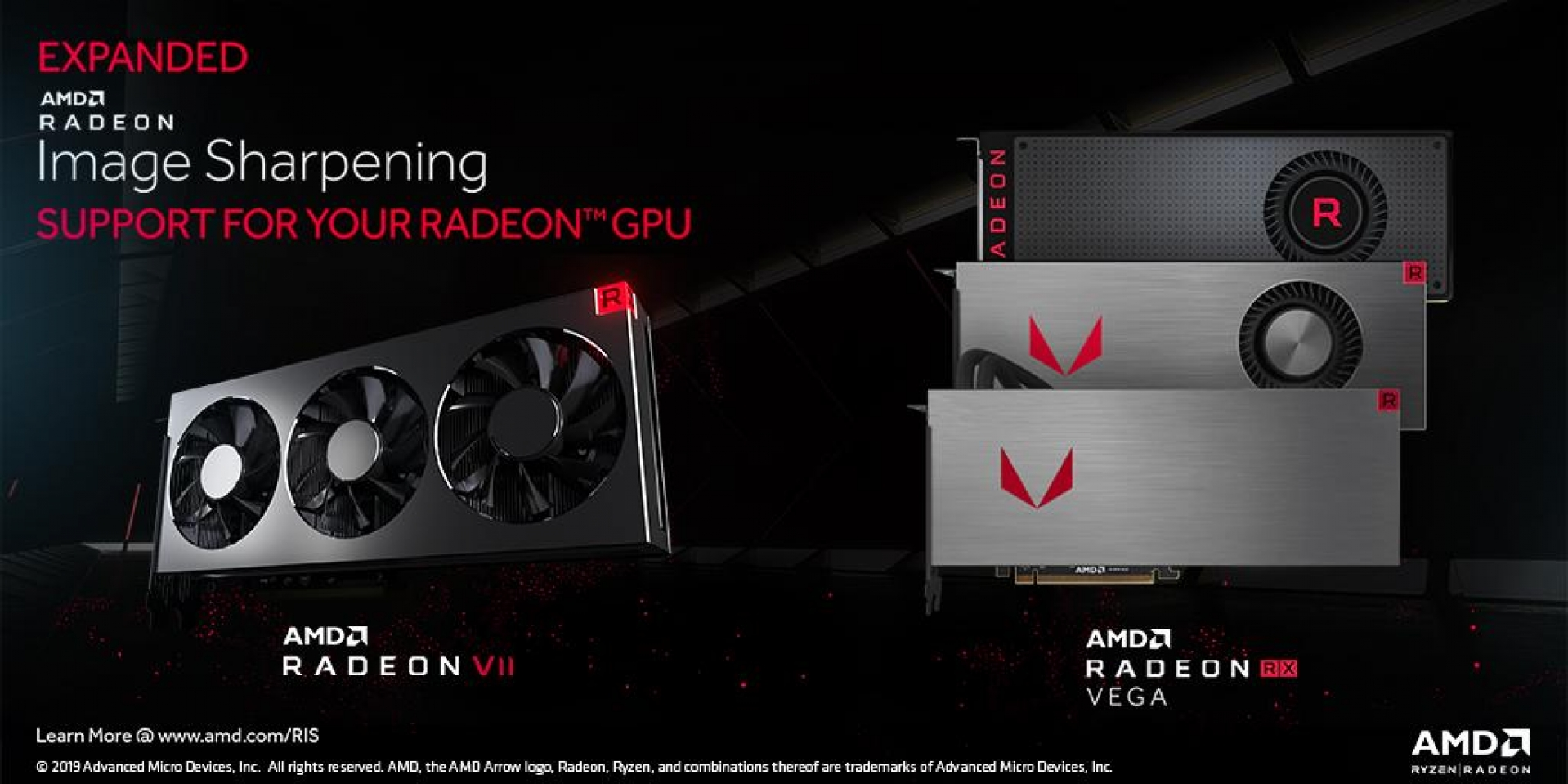 Amd S Radeon Image Sharpening Is Coming To Vega Oc3d News