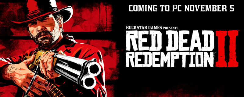 It's official, Red Dead Redemption 2 is coming to PC!