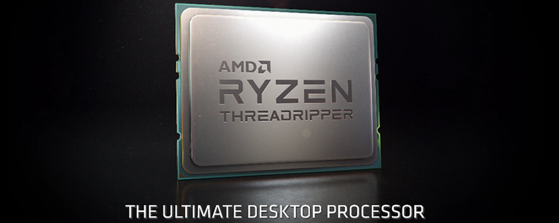 AMD teases 3rd Gen Ryzen Threadripper with Blur Studios collaboration