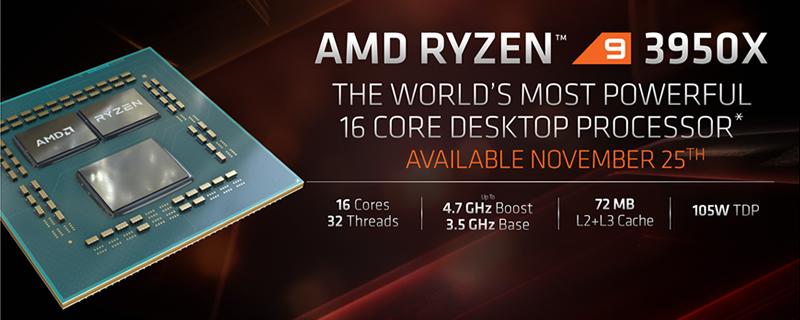 Everything You Need To Know About The Ryzen 9 3950x Oc3d News