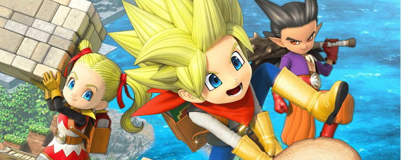 Dragon Quest Builders is coming to PC this December