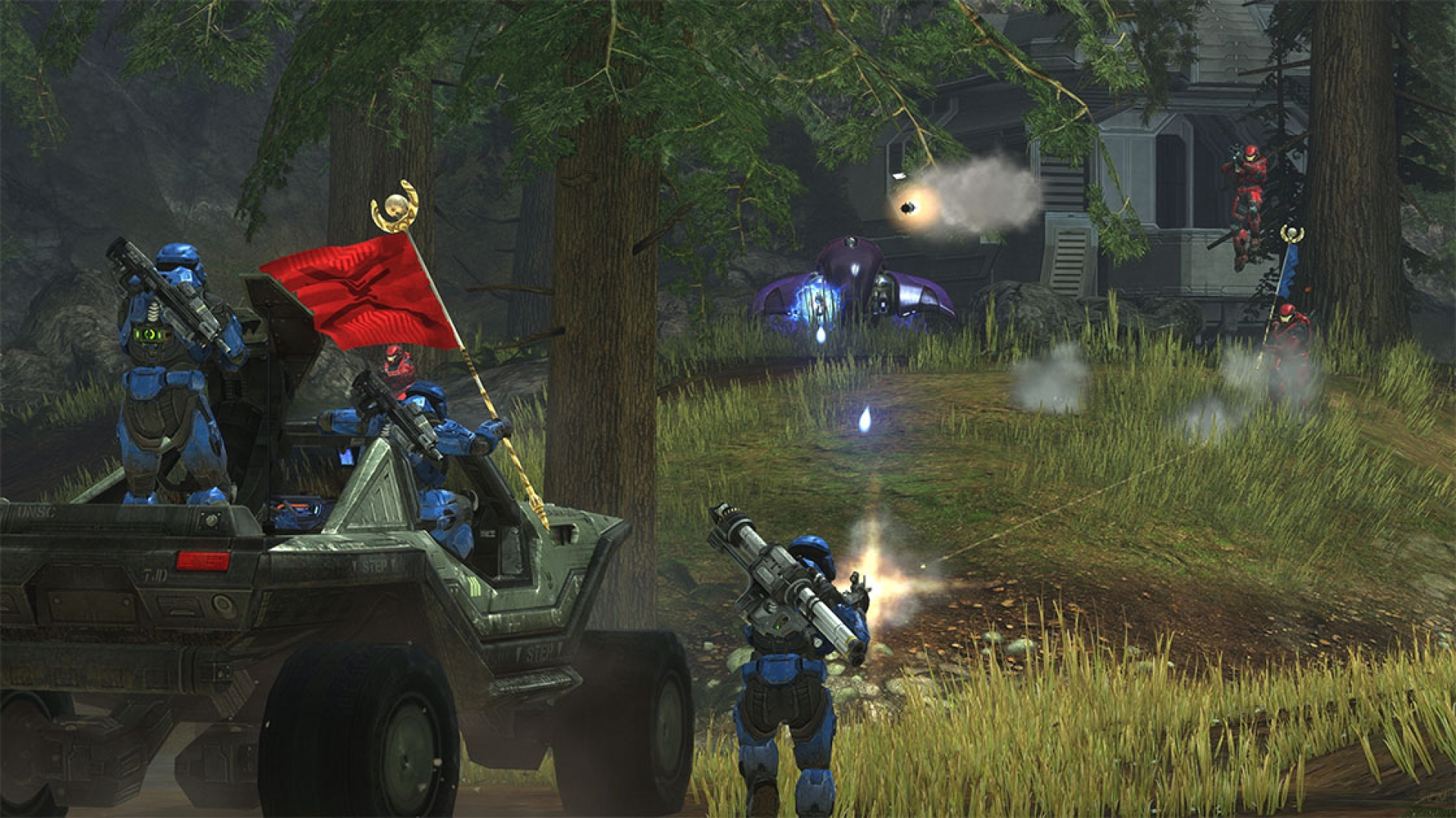 Halo Reach S Pc Version Will Ship With An Experimental