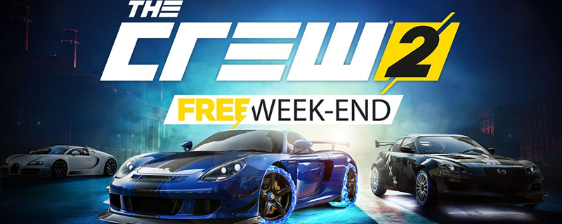 The Crew 2 will be available to play for free this weekend