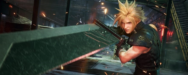 Final Fantasy VII's Remake has been revealed as a PlayStation 4