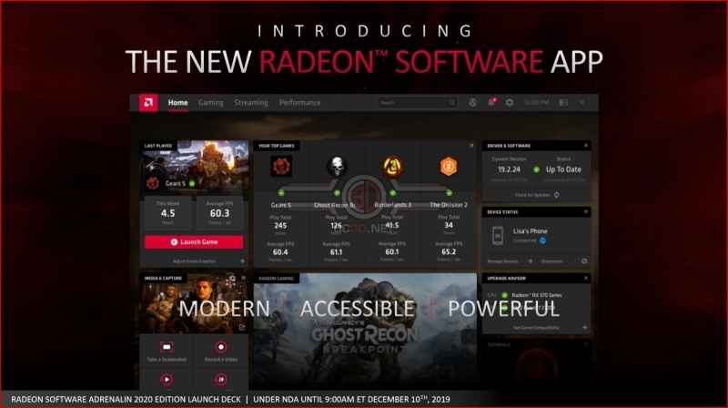 What you need to know about AMD's Radeon Software Adrenalin 2020 driver