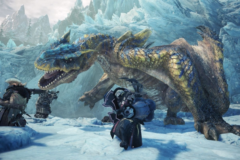 Upcoming Monster Hunter: World Patch will address save data and CPU performance issues