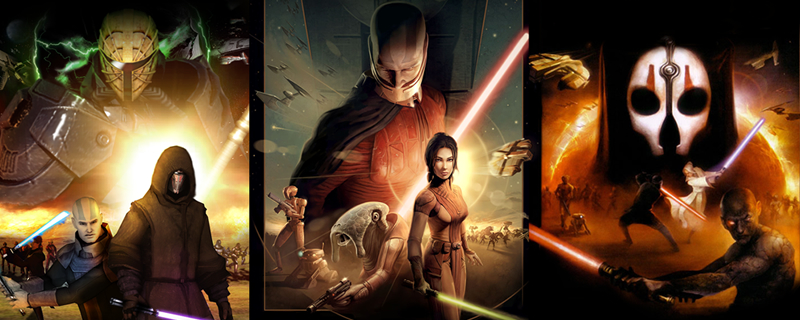A Star Wars Knights of the Old Republic Remake is reportedly in development  | OC3D News