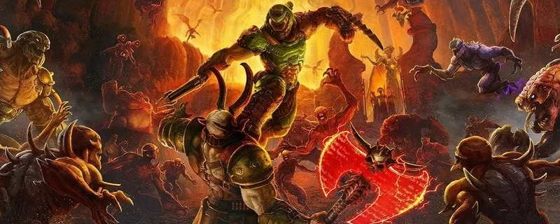 DOOM Eternal will not feature Ray-Tracing, but it was tested