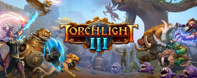Torchlight Iii Has Been Announced For Pc With Plans To Release In