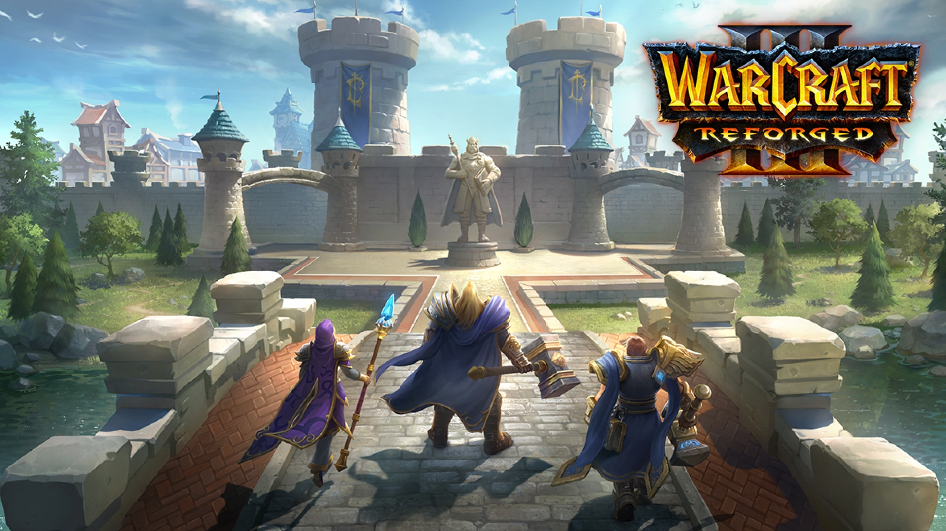 Amd S Radeon Software Is Now Ready For Warcraft Iii Reforged And Journey To The Savage Planet Oc3d News