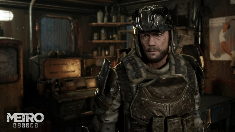 Metro Exodus' second expansion is an sandbox-survival story about finding home