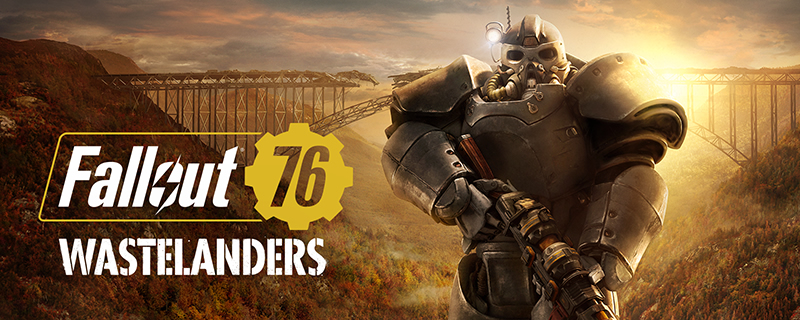 Fallout 76 is coming to Steam on April 7 with the game's Wastelanders expansion