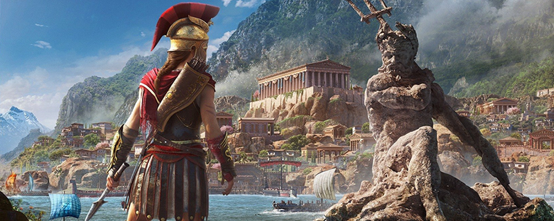 Assassin's Creed Odyssey will be available to play for free this weekend