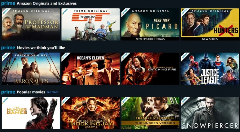 Amazon's going to lower its Prime Video bitrates to help telecoms deal with increased demand