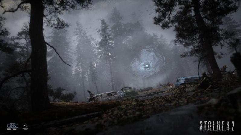 S.T.A.L.K.E.R. 2 gets its first screenshot