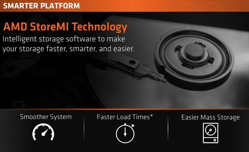 AMD's StoreMI tech is dead, but an