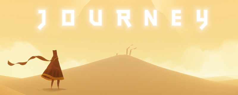 Journey's coming to Steam this June, breaking the game's Epic Exclusivity