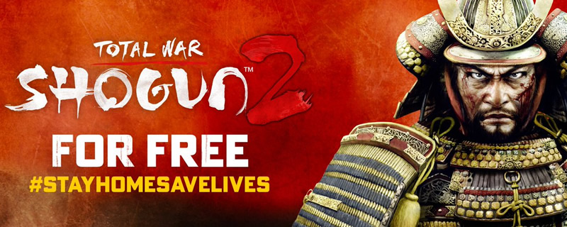 Total War: Shogun 2 will be available for free next week