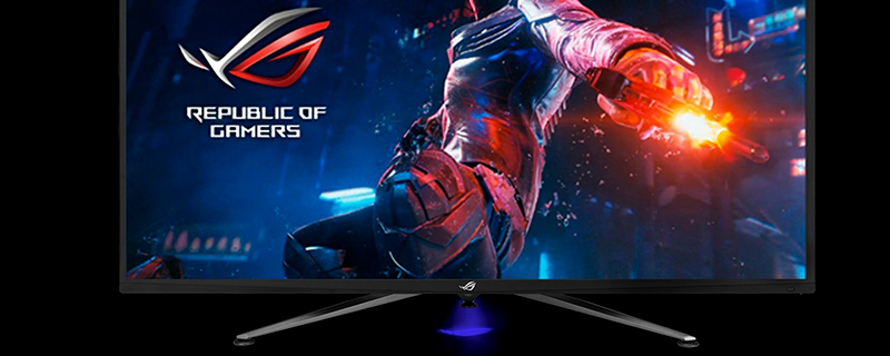 ASUS ROG Swift PG43UQ Review
