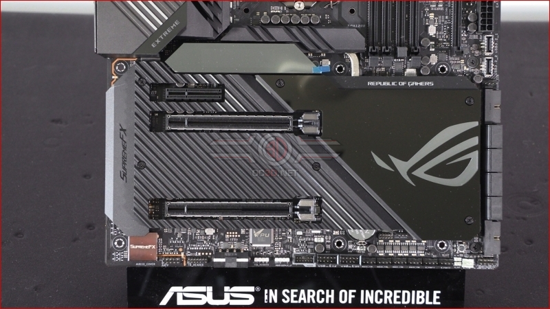 ASUS Z490 Maximus XII Extreme PCI Express