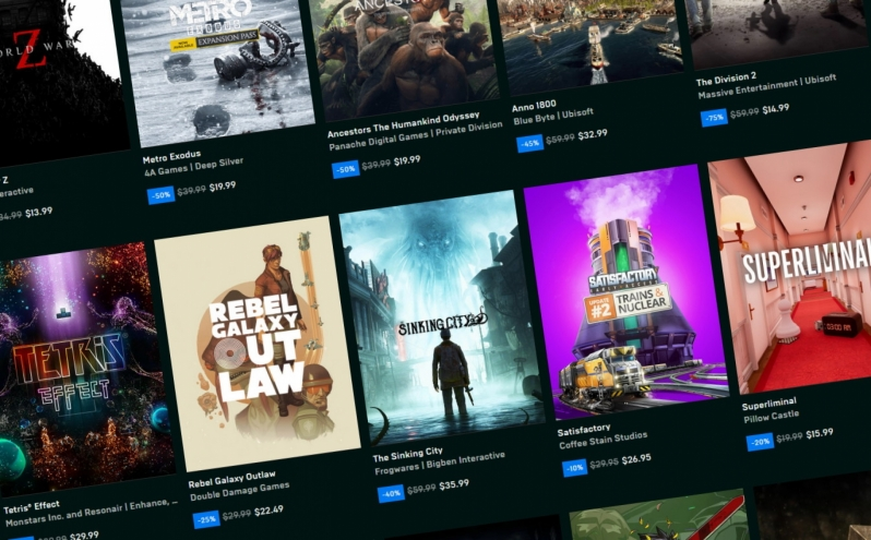 The Epic Games Store will soon require Two-Factor Authentication for free games