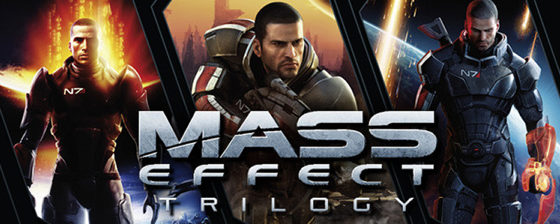 EA's reportedly working on a Mass Effect Trilogy HD Rmaster