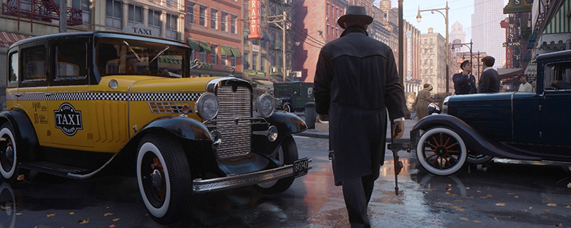 The Mafia Trilogy is getting remastered and remade