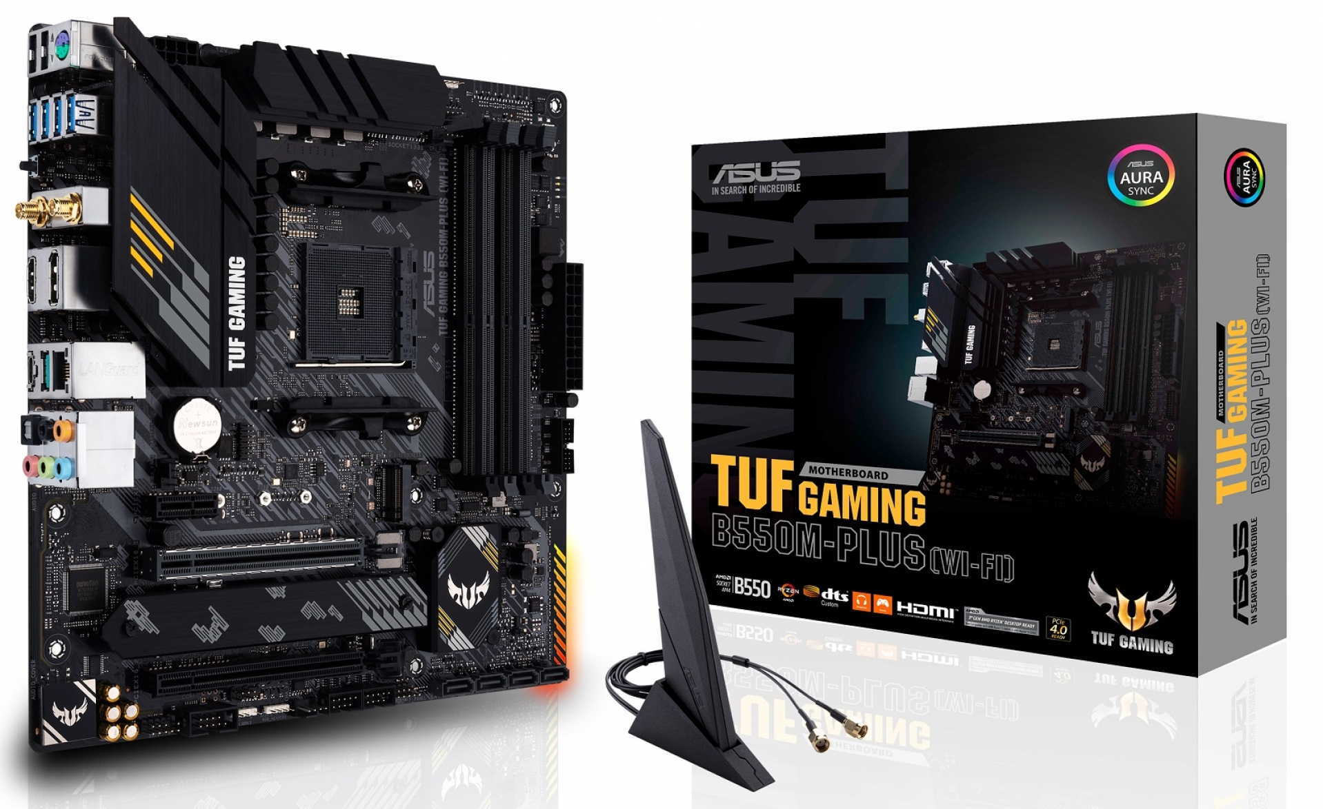 ASUS launches its range of AMD B550 motherboards - B550 has something for  everyone | OC3D News
