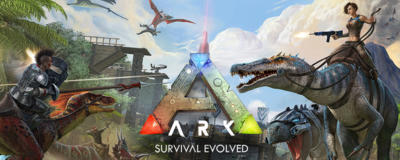 Ark: Survival Evolved is currently available for free n ...