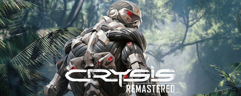 Watch Crysis Remastered's gameplay reveal here