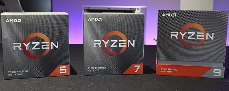 Amd Ryzen 5 3600xt Ryzen 7 3800xt And Ryzen 9 3900xt Review Cpu Temperatures Cpu Mainboard Oc3d Review