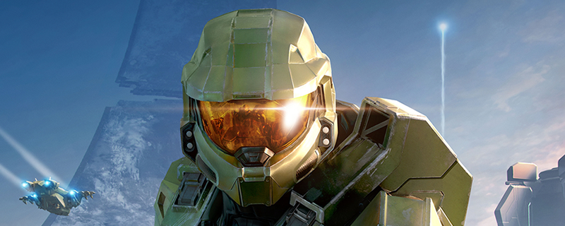 Microsoft's Halo Infinite Box Art Builds Hype for Tomorrow's Xbox Games Showcase