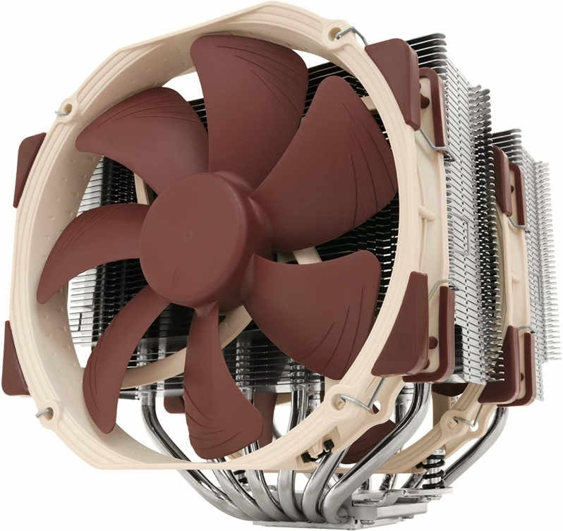Noctua plans to release an NH-D15 successor in 2021 alongside new 140mm fans