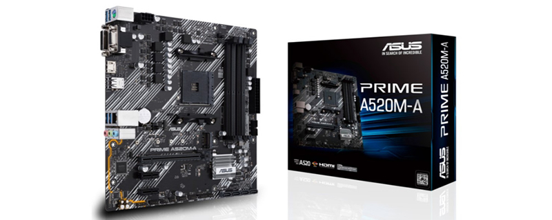 Amd Ryzen Compatible A520 Motherboards Are Now Available To Pre Order From Asus Oc3d News