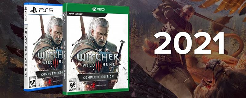 CD Projekt Red Details The Witcher 3's Next-Gen Version - Will Be Developed Externally